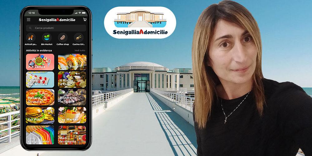 Angela Colesanti di Senigallia a Domicilio