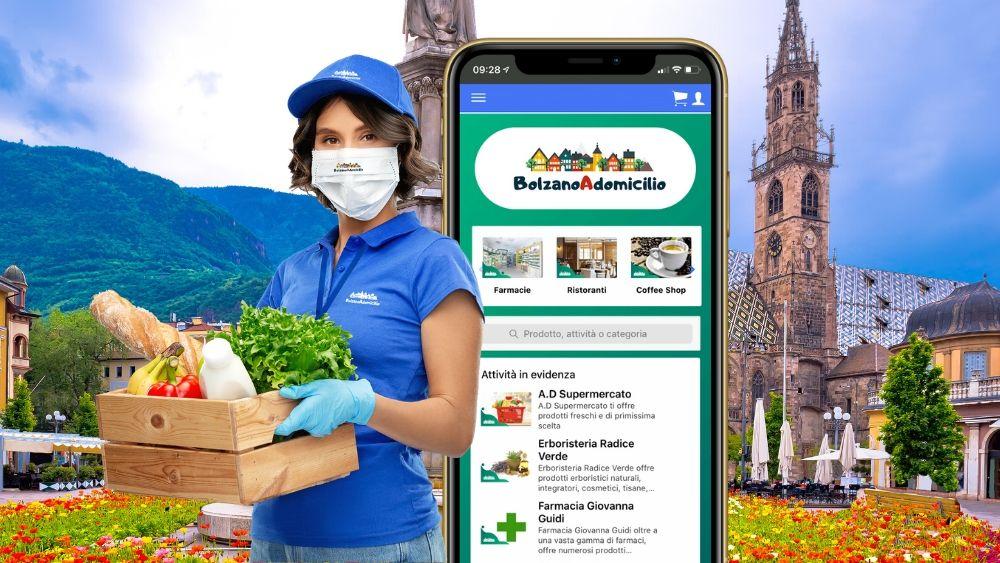 bolzano-a-domicilio-app-cittadina-servizio-consegne-a-domicilio-sudtirol-sud-tirolo-bozen