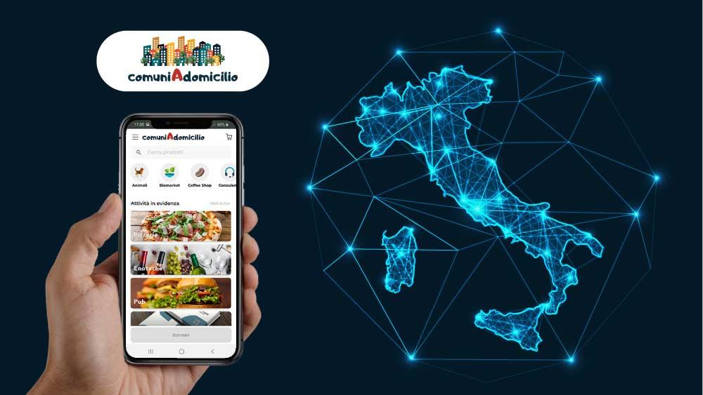 comuni-a-domicilio-franchising-servizi-imprese-digitalizzazione-e-commerce-delivery-app-mobile