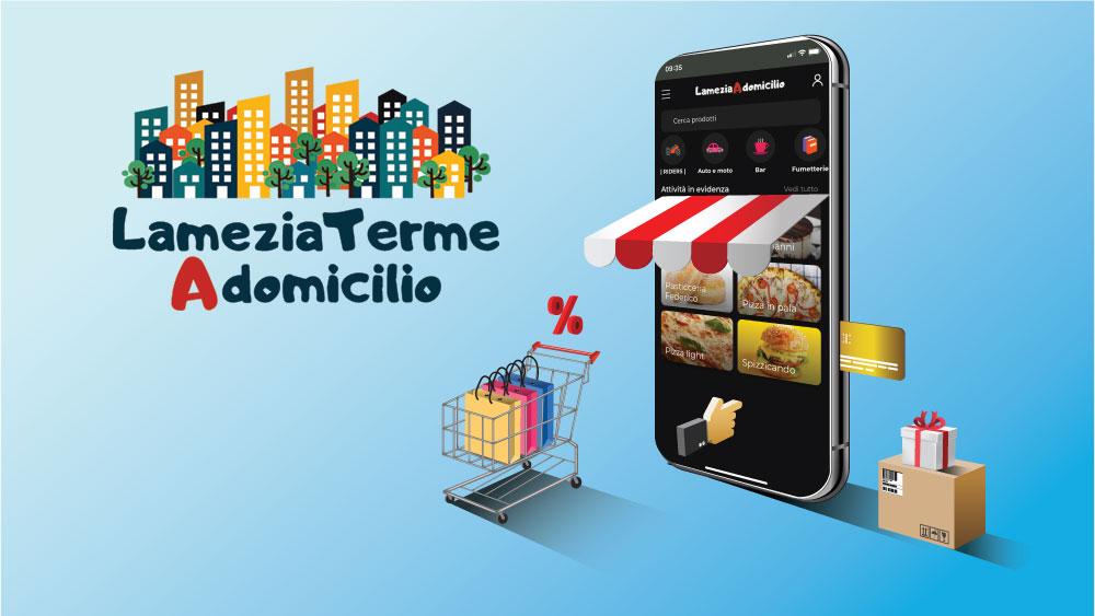 Lamezia new app