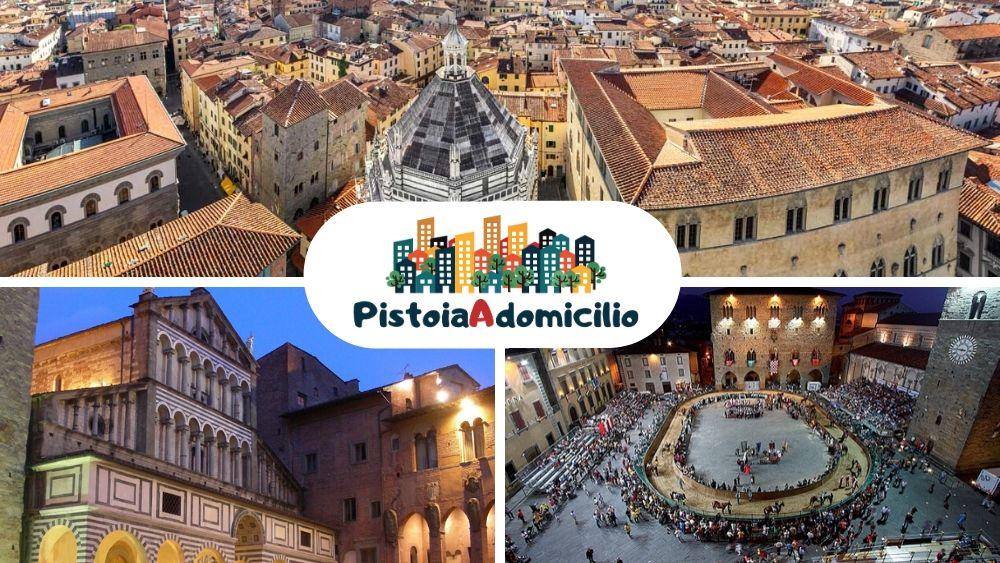 Pistoia a Domicilio è la terza agenzia in Toscana per il marchio in franchising Comuni a domicilio